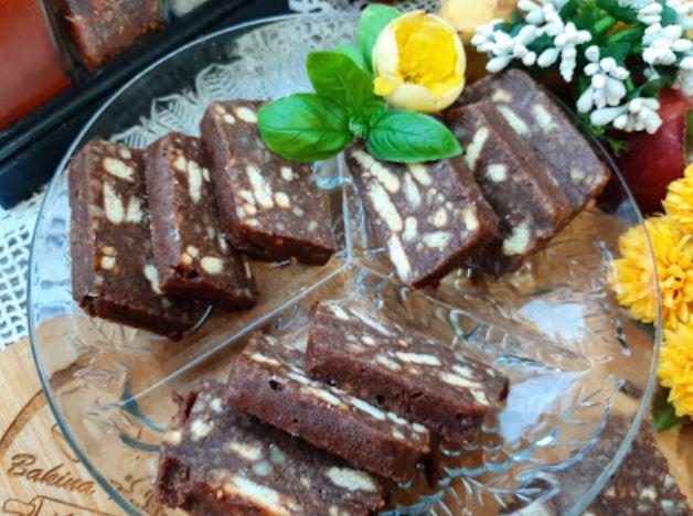 Посен колач сличен на бајадера – готов за 10 минути