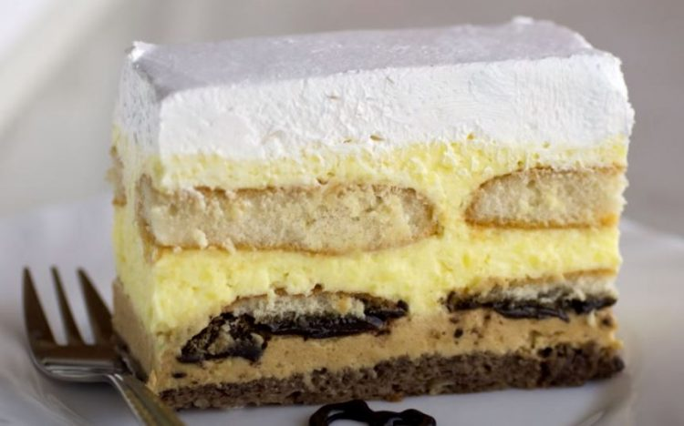 Бинго торта – сочна и кремаста
