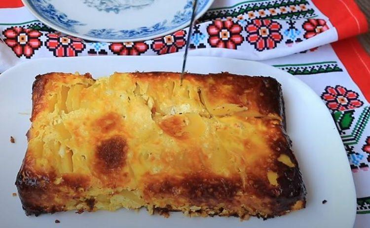 Компир запечен во рерна: Крцкав и вкусен оброк