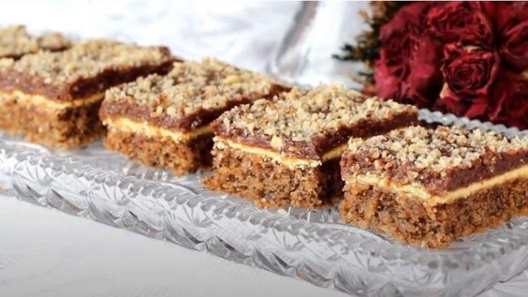 Орев коцки: Сочен бисквит и чоколаден фил – ќе ве освои на првиот залак