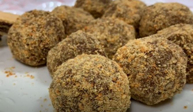 Овие топчиња се едни од омилените на слави и на свечени трпези: Десерт од 3 состојки