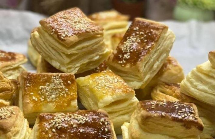 Лиснати погачици: Одлично тесто кое се топи во уста