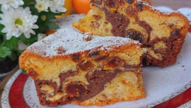 Колач со чоколадо: Ароматичен и вкусен десерт – одлично оди со кафе