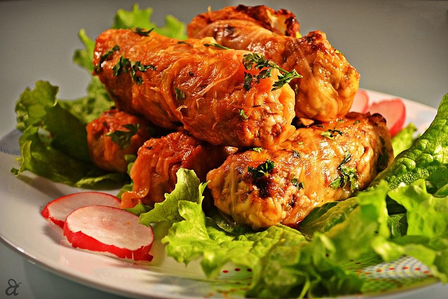 Сарми од пилешко – ХИТ кај домаќинките во регионот