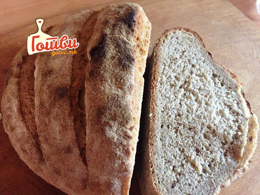 Домашниот леб на мајче Вера