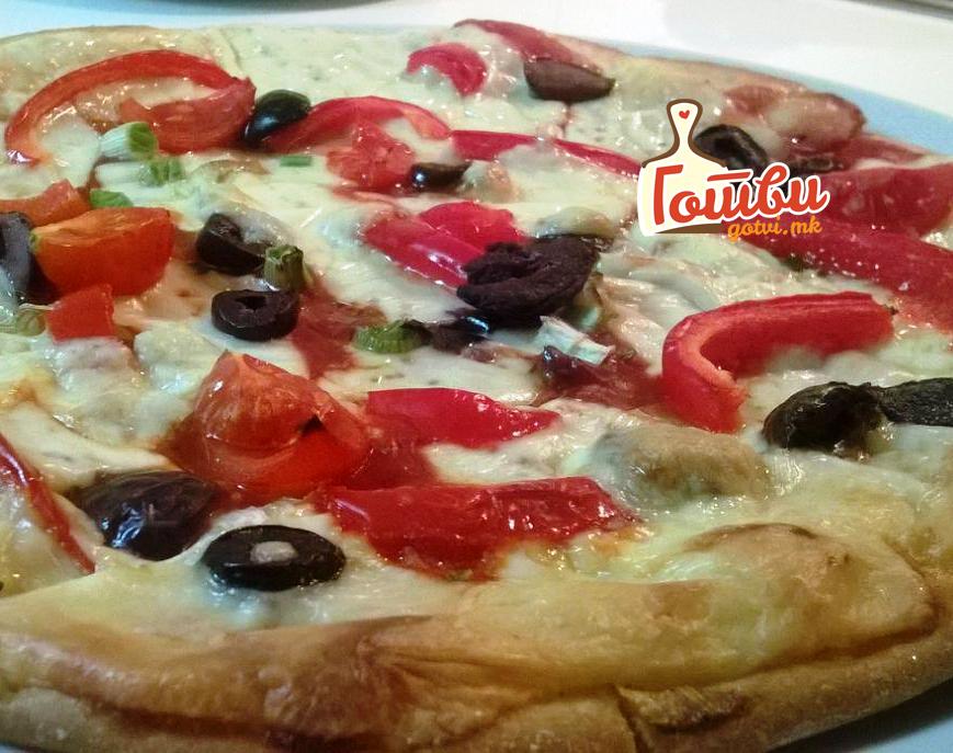 ВИДЕО: 3 брзи видео рецепти за пица