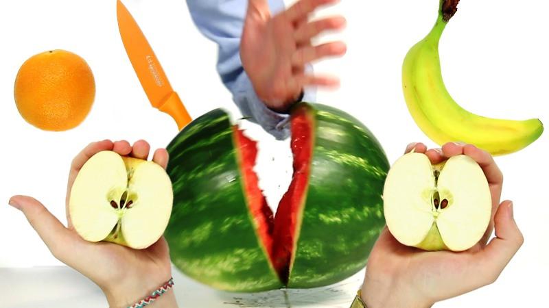 ВИДЕО: 4 магични трикови со овошје