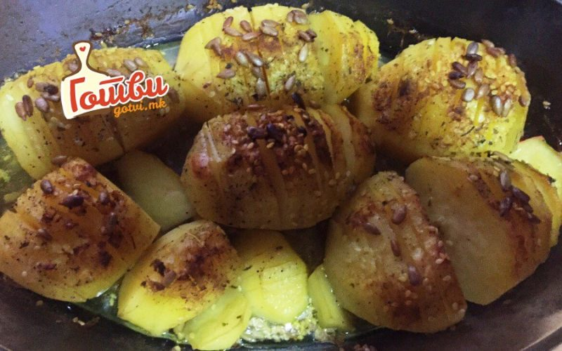 Бакалски компир