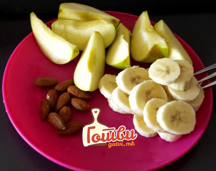 Овошна ужинка која ти дава енергија