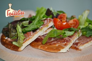 Пица деликатес 1