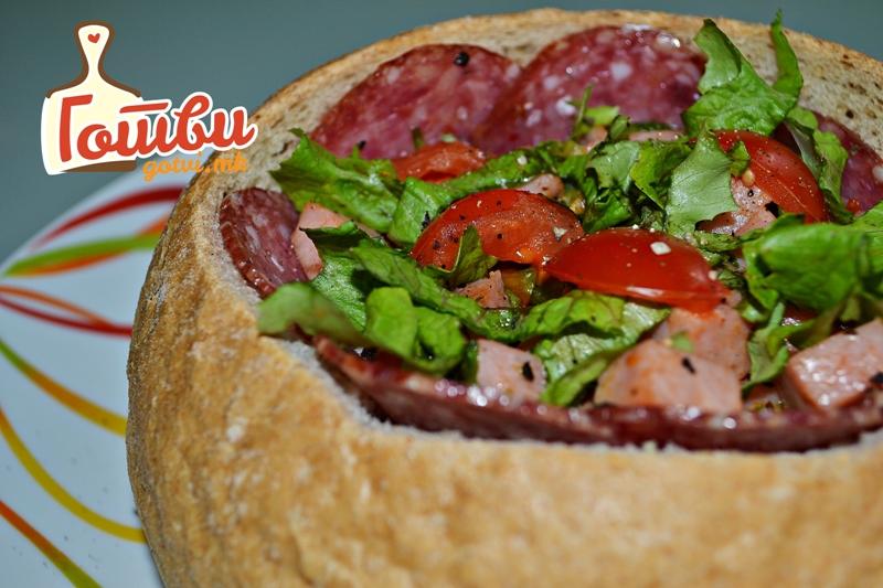 Сендвич без леб – да, можно е!