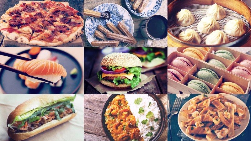 Добра идеја – Фотографирајте храна на Instagram и бесплатно јадете каде сакате