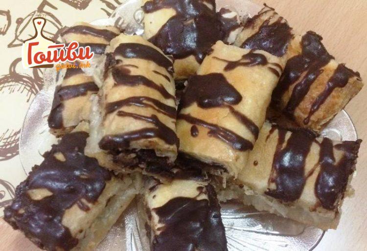 Чоколадна баклава