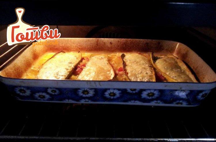 Ќе ги правите секој ден – Летен рецепт за полнети тиквички