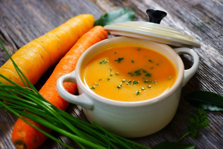 Супер оди пред ручекот – Супа од моркови