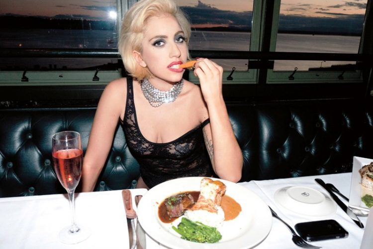 Лејди Гага – Еве го нејзиното диетално мени