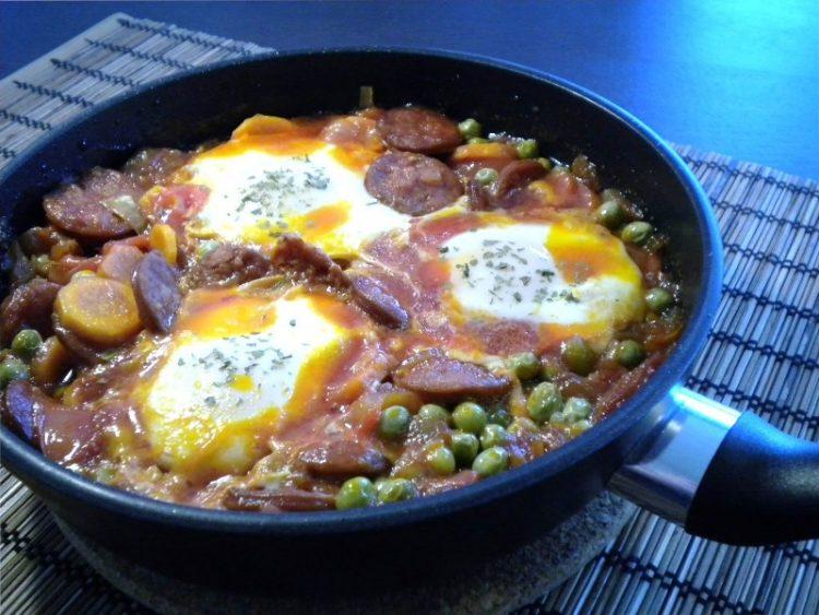 (ВИДЕО) Португалија е новиот европски шампион – рецепт за португалско касероле со јајца