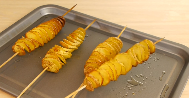 Деликатес: Не сте виделе поубаво сервирани компири