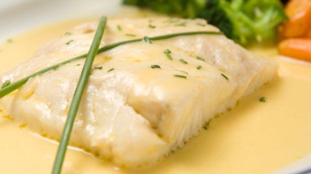 Здрав оброк: Риба во бел сос