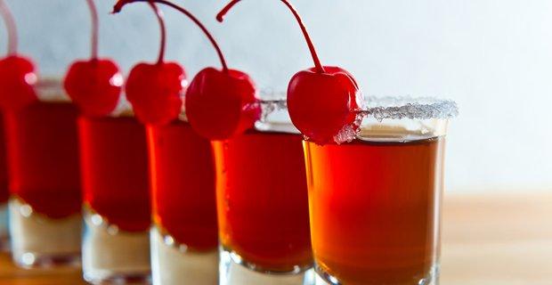 Леден коктел од цреши – освежително и здраво