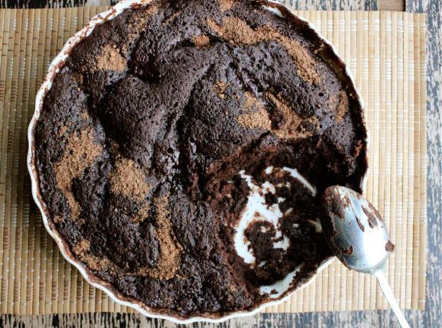Чоколаден колач од микро готов за 5 минути