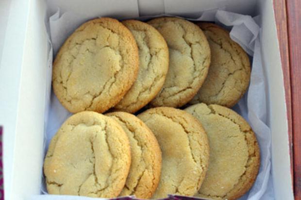 Медени колачиња од путер и брашно