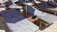 Плажа лежалки Lichnos Parga 1