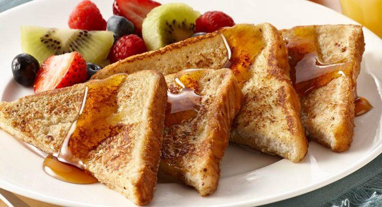 Француски тост за почеток на денот