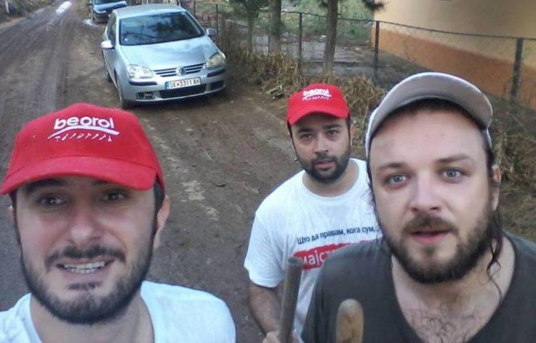 (ФОТО) Слаткар: Остај тастатурата и фати се за лопата
