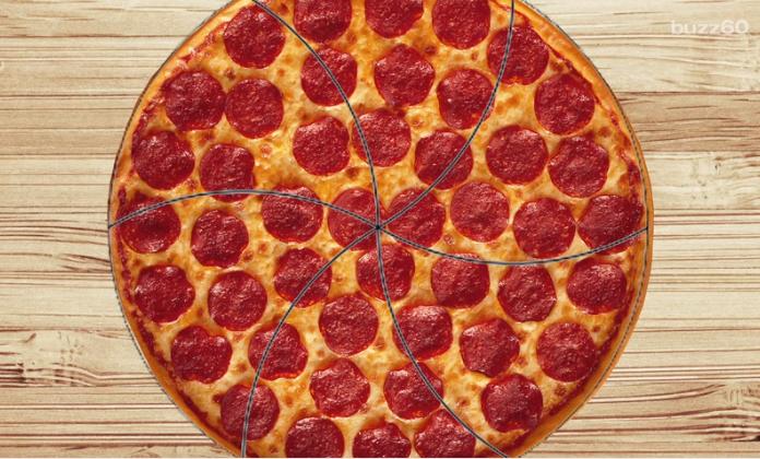 ВИДЕО: Цел живот погрешно сечеме пица – еве како е правилно