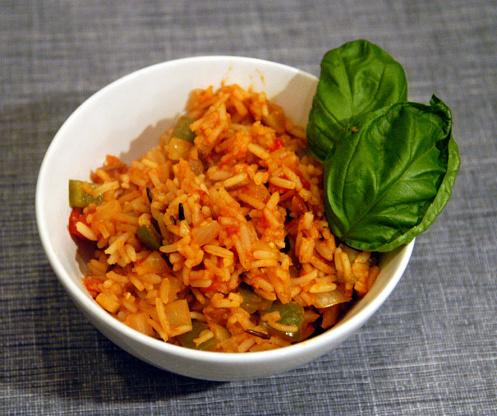 Рецепт на денот: Ориз на шпански начин