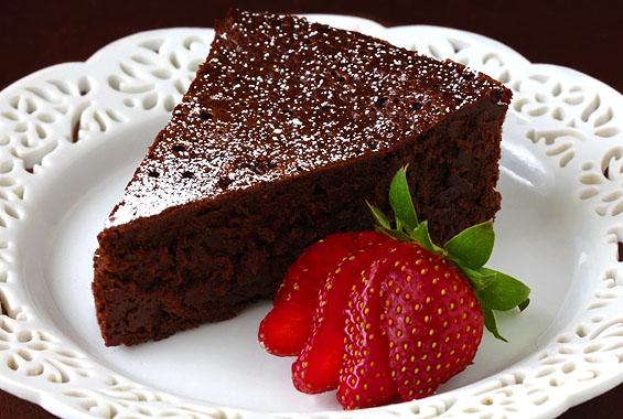 Вкусен чоколаден десерт за неколку минути