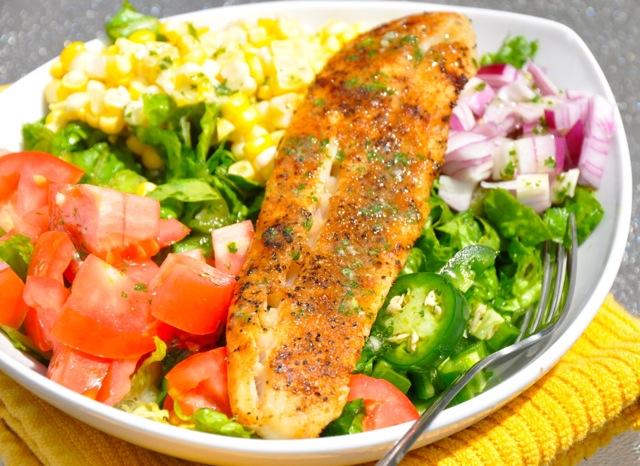 Здравје во чинија: Салата со риба за вкусен ручек