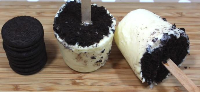ВИДЕО РЕЦЕПТ: Вкусни Орео стапчиња – совршен десерт за вашите деца