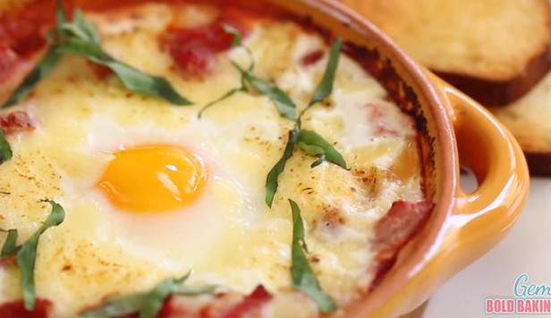 ВИДЕО: Италијански специјалитет – Печени јајца по најдобар рецепт