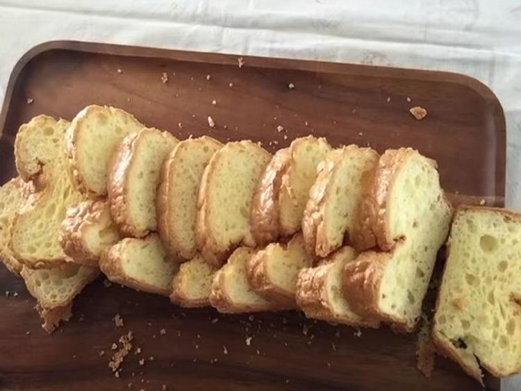 Млечен леб со кајмак