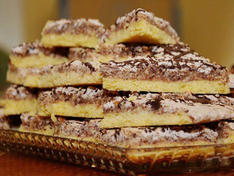 Лесно, вкусно, едноставно: Најбрзиот колач со џем