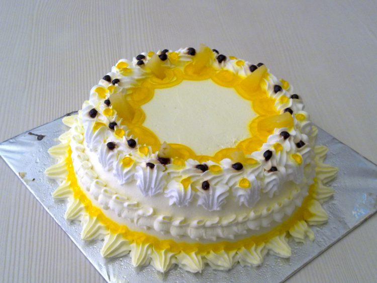 Брзо егзотично уживање: Ананас торта