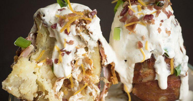 Вулкани од компир – совршено декорирано и вкусно