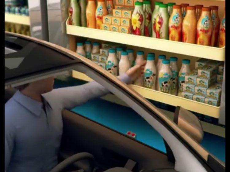 Што велите? Вака ќе изгледаат супермаркетите во иднина! (ВИДЕО)