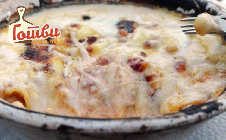 Пица-мусака: Јадењето кое го освои Балканот