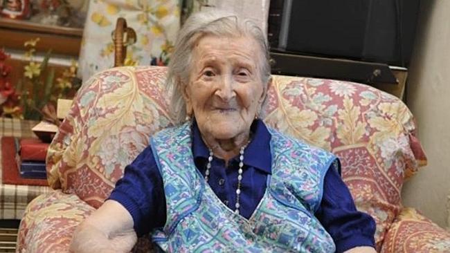 Ема е најстара жена на светот и тврди: Го јадам само ова!
