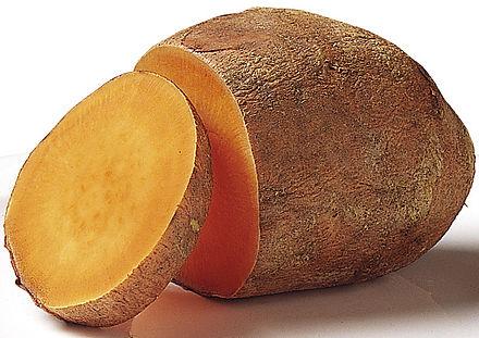 Зошто е потребно да јадеме сладок компир?