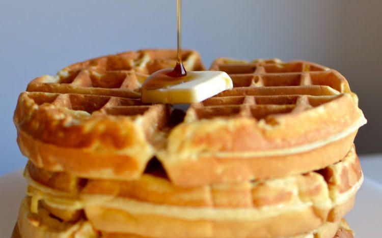 Посен десерт за оваа среда: Брзи вафли
