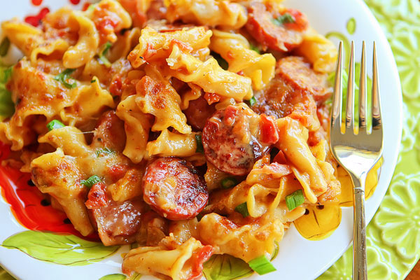 Посебен рецепт за макарони: Мешавина од која нема насит