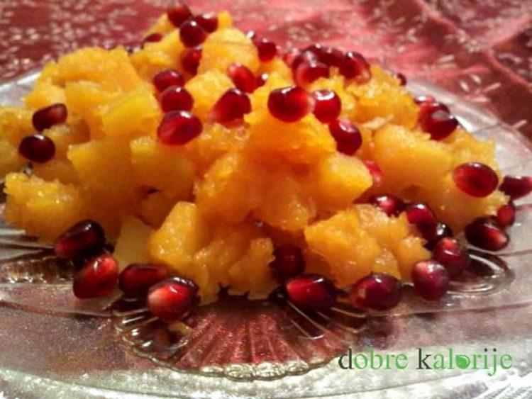 На наједноставен начин подгответе го овој есенски десерт