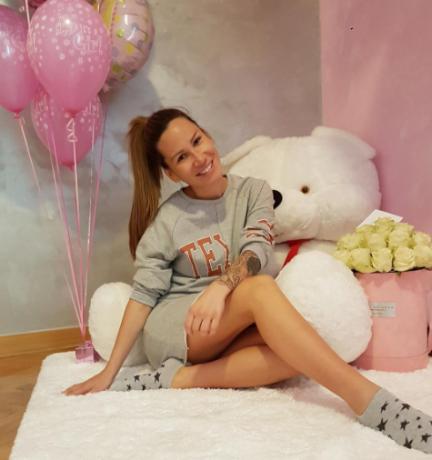 ФОТО: Тортата за бебето на Николија ги разнежни фановите