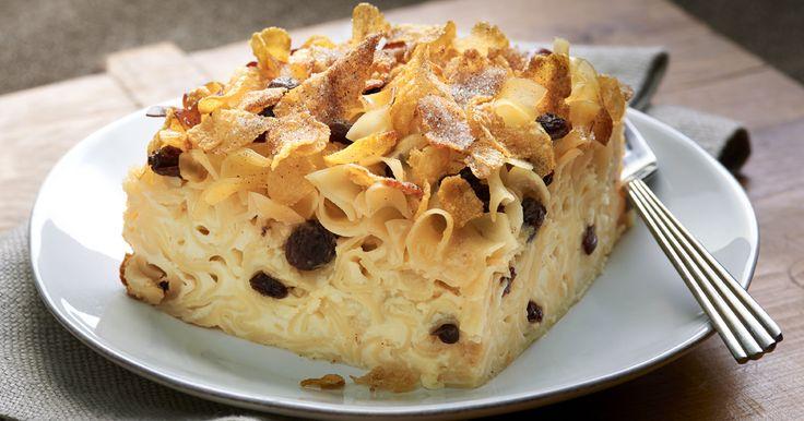 Нема да верувате: Од макарони се прави најубав десерт