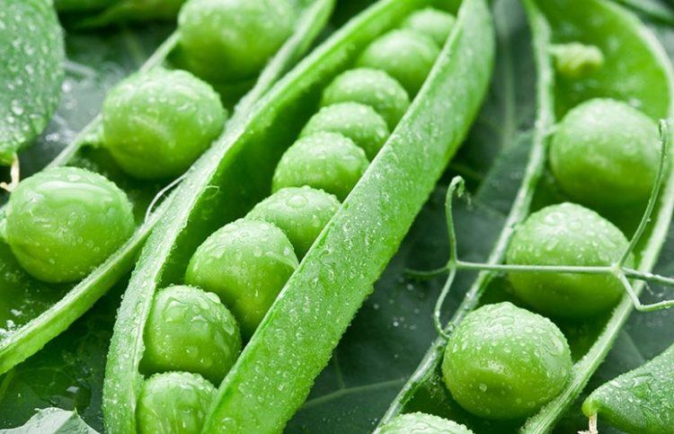 Зелени зрнца здравје: Милион причини да јадете грашок