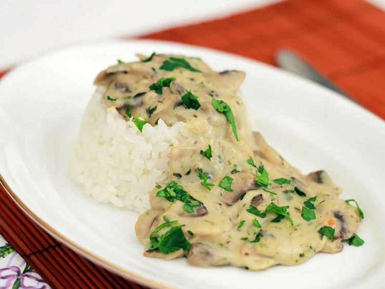 Ќофте од интегрален ориз